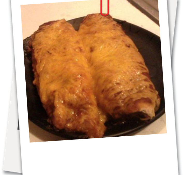 Langostino Lobster Enchiladas