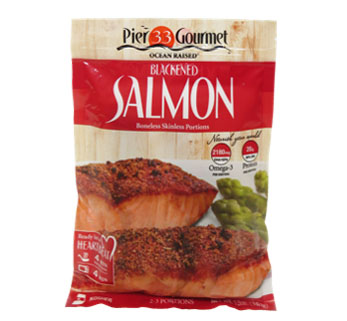 Pier 33 Gourmet Products - Salmon, Mussels & Langostino ...